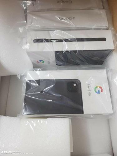 Google Pixel 4a'nın perakende kutusu ve teknik özellikleri ortaya çıktı