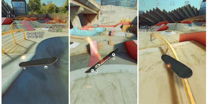 True Skate oyunu kısa süreliğine ücretsiz