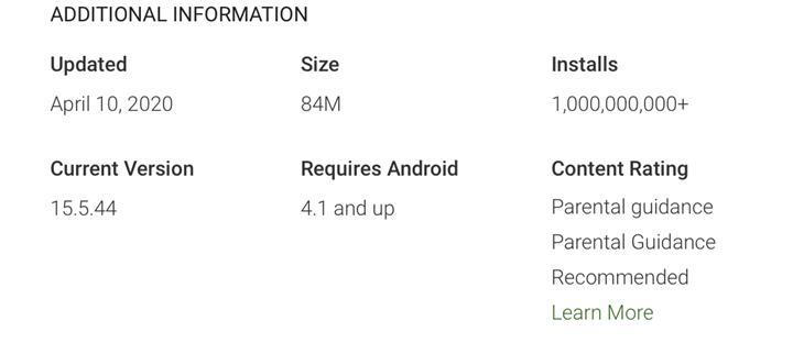 TikTok Play Store'da 1 milyar indirmeyi geride bıraktı