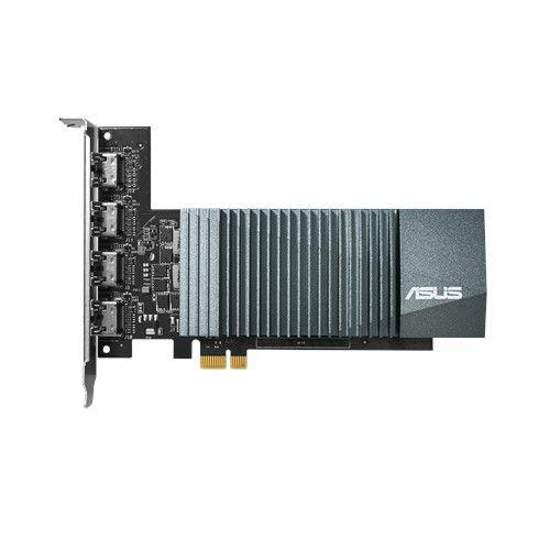 ASUS 4 HDMI çıkışlı GT 710 tasarladı