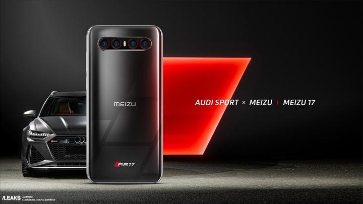 Meizu 17'nin Audi işbirliğiyle tasarlanan versiyonu sızdırıldı