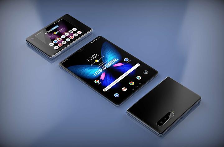 Samsung Galaxy Fold 2, S Pen olmadan gelebilir