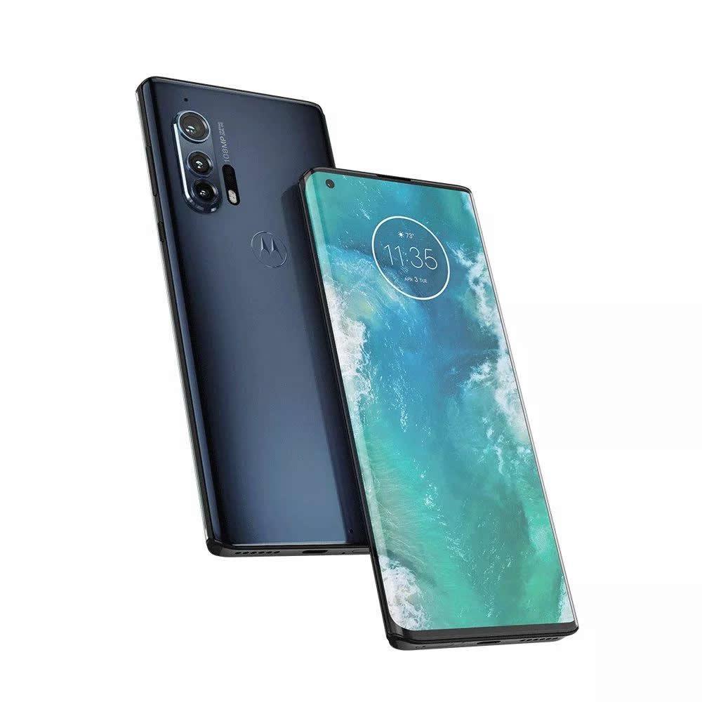 Motorola Edge Plus'ın 22 Nisan'da tanıtılacağı resmi olarak açıklandı