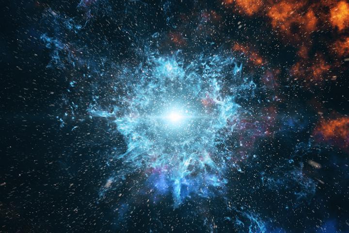 Evrenin bilinen en parlak 'yıldız patlaması' keşfedildi