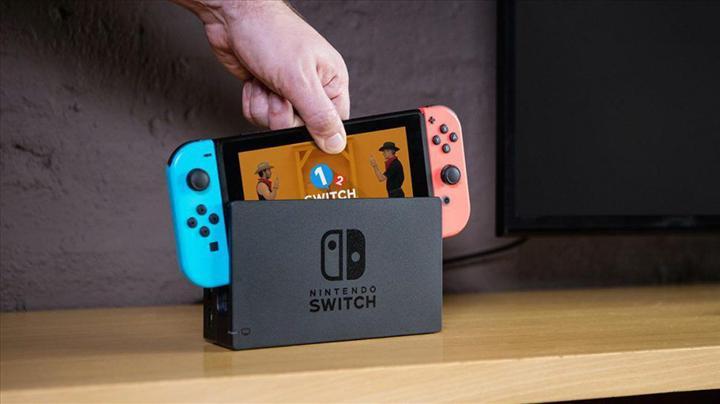 Nintendo Switch'e oyunları SD karta taşıma taşıma desteği geldi