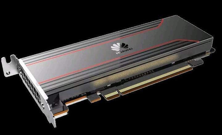 Huawei sunucu sınıfı ekran kartları üretebilir