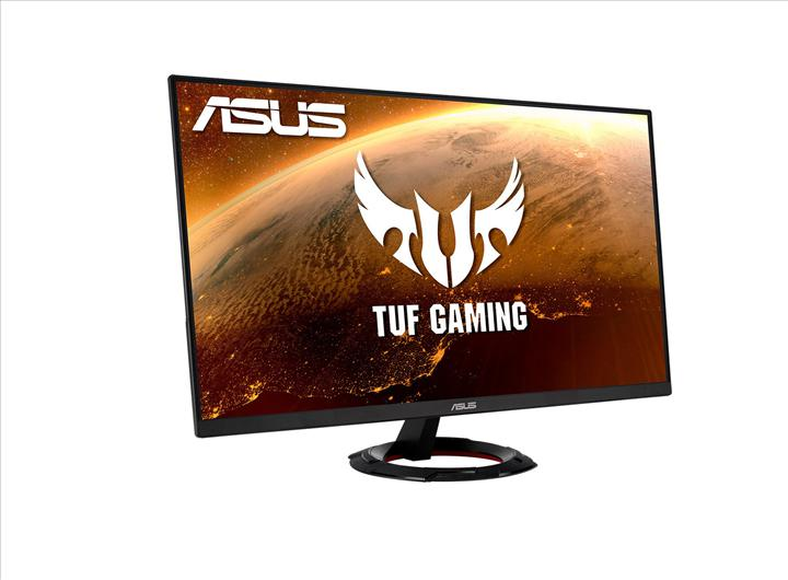 Asus TUF Gaming serisine yeni bir monitör eklendi