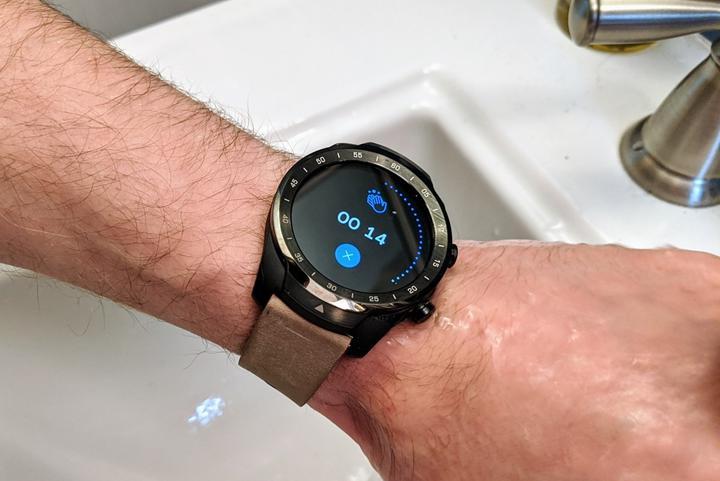 Wear OS'lu saatler üç saatte bir el yıkamayı hatırlatacak