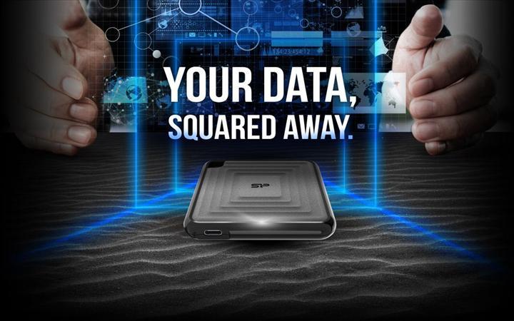 Silicon Power ince ve yüksek kapasiteli PC60 taşınabilir SSD'sini duyurdu