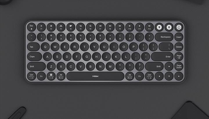 Xiaomi şık tasarıma sahip kablosuz klavyesini duyurdu