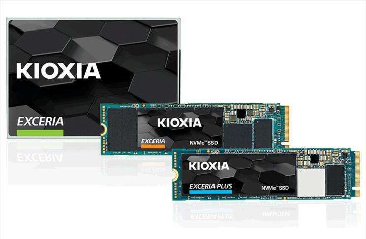 Kioxia ürün gamını güncelledi