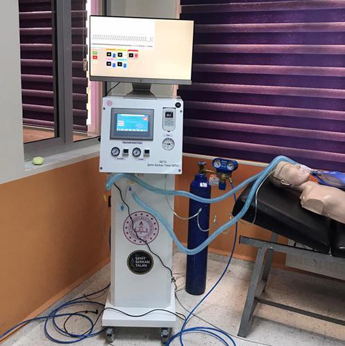 MEB, Hatay'da solunum cihazı üretildiğini duyurdu