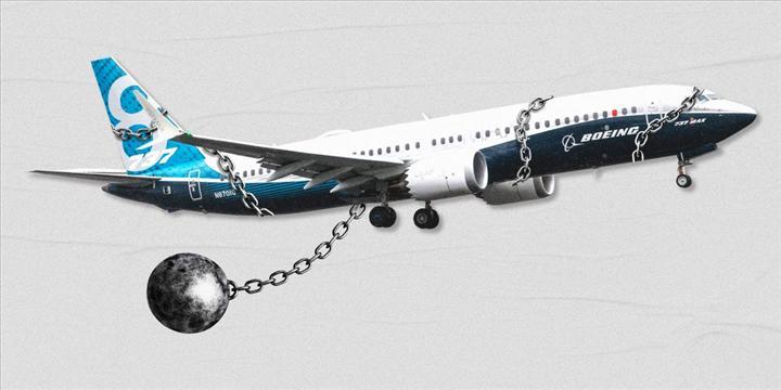 Sipariş iptalleri, 737 MAX krizini daha da derinleştiriyor