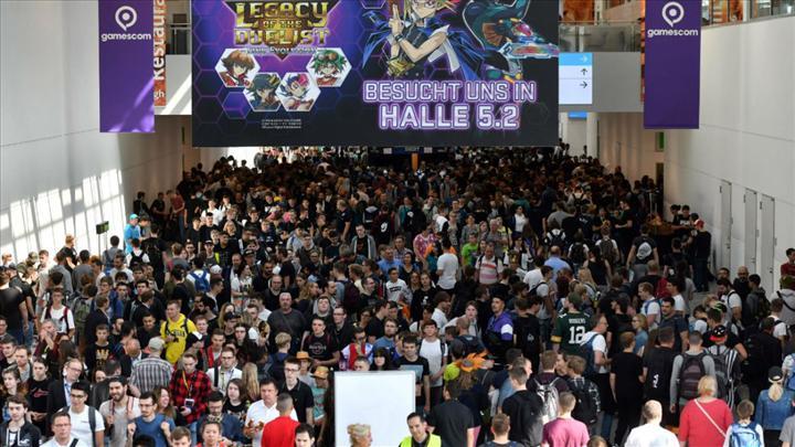 Gamescom dijital ortamdan yayınlanacak