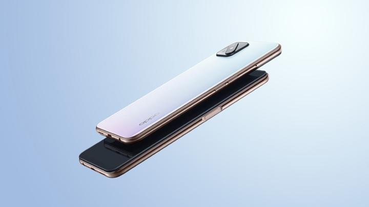 Oppo A92s'in tasarımını açığa çıkaran basın görselleri yayınlandı