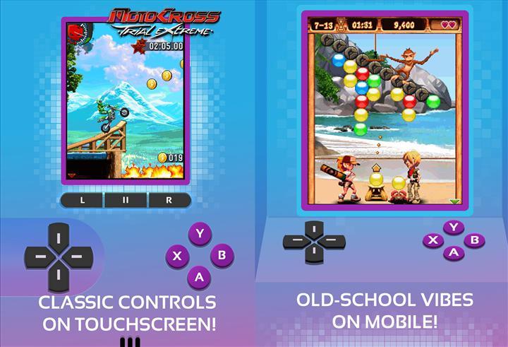 Gameloft oyunlarını emülasyon ile oynayın