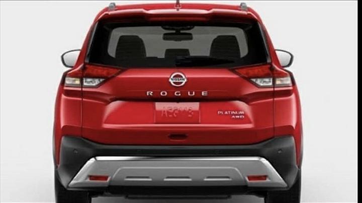 Yeni Nissan X-Trail'in iç ve dış tasarımı sızdırıldı
