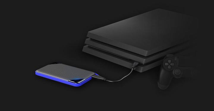 Silicon Power A62 Game Drive HDD'sini duyurdu
