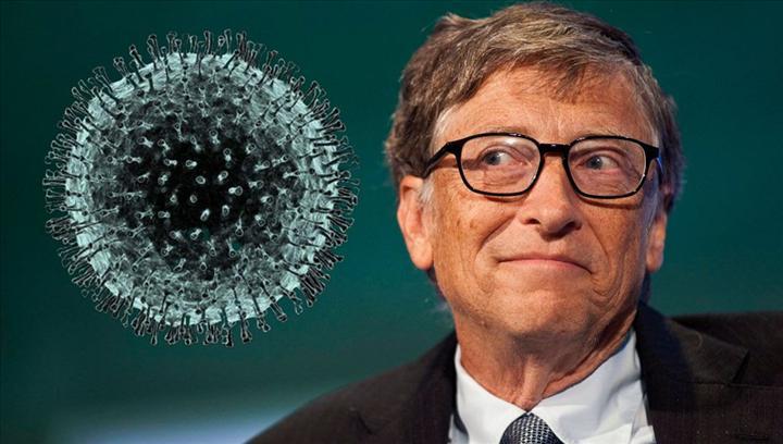Koronavirüs komplo teorilerinin hedefinde bu kez Bill Gates var