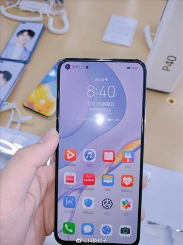 Huawei Nova 7 serisinin canlı görüntüleri ve özellikleri ortaya çıktı