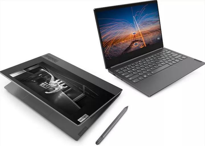 Lenovo çift ekranlı dizüstü bilgisayarı ThinkBook Plus'ı piyasaya sürdü