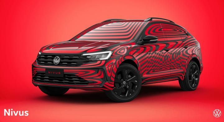 Volkswagen yeni Nivus'un kamuflajlı fotoğraflarını yayınladı
