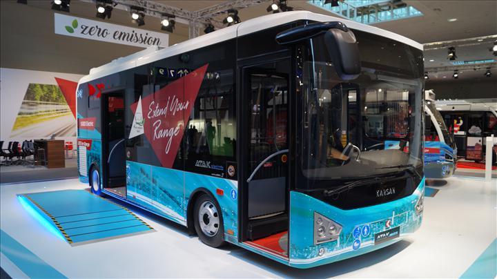 Karsan otonom otobüs geliştiriyor