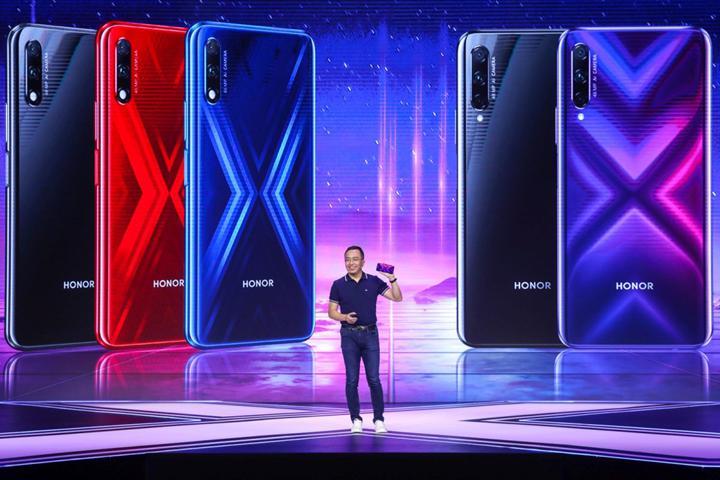 Honor 9X serisi Çin'de 10 milyon satış rakamını geride bıraktı