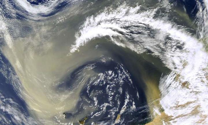 Dünya'nın Atmosferi düşünülenden çok daha tozlu!