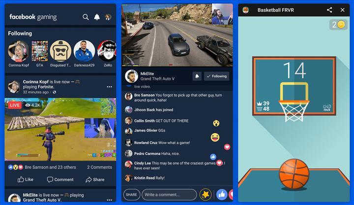 Twitch rakibi Facebook Gaming uygulaması bugün geliyor