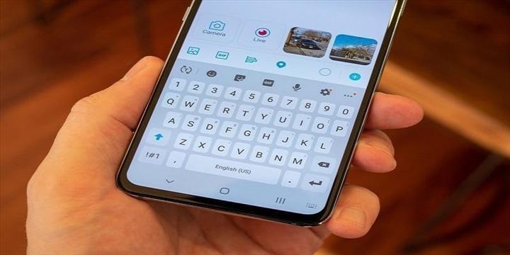 Samsung klavye verileri artık cihazlar arasında taşınmıyor