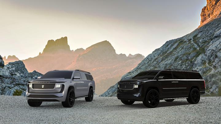 Triton, 1126 km menzile sahip elektrikli SUV modelini duyurdu