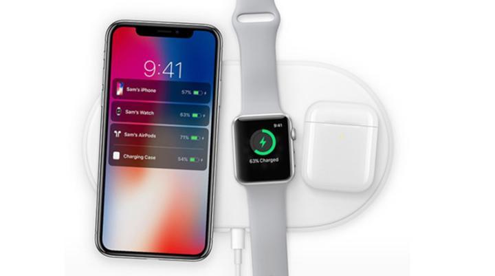 Apple'ın kablosuz şarj cihazı AirPower, iPhone X işlemcisiyle hayat bulacak