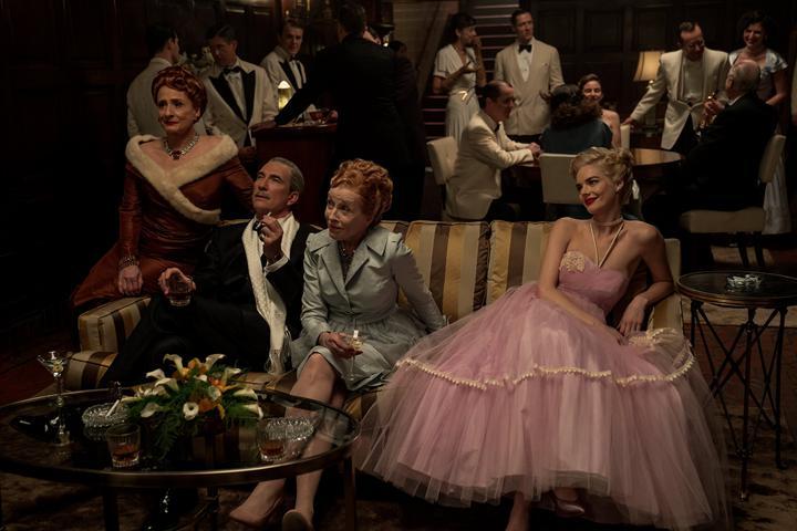 Netflix'in yeni dönem dizisi Hollywood'dan fragman yayınlandı