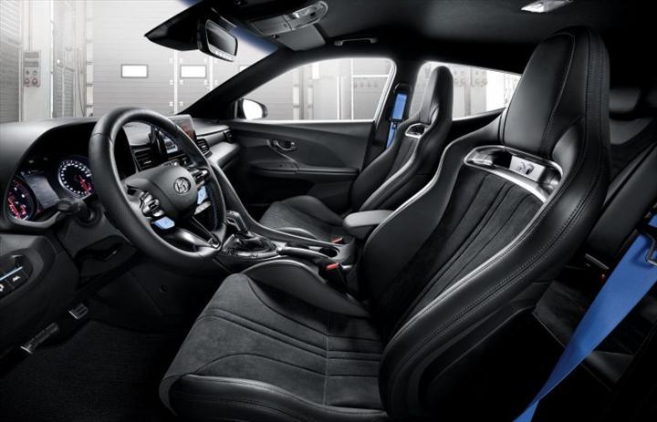 2020 Hyundai Veloster N, 8 ileri DCT seçeneğiyle geldi