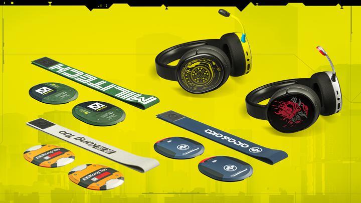 SteelSeries Cyberpunk 2077 özel serisi tanıtıldı