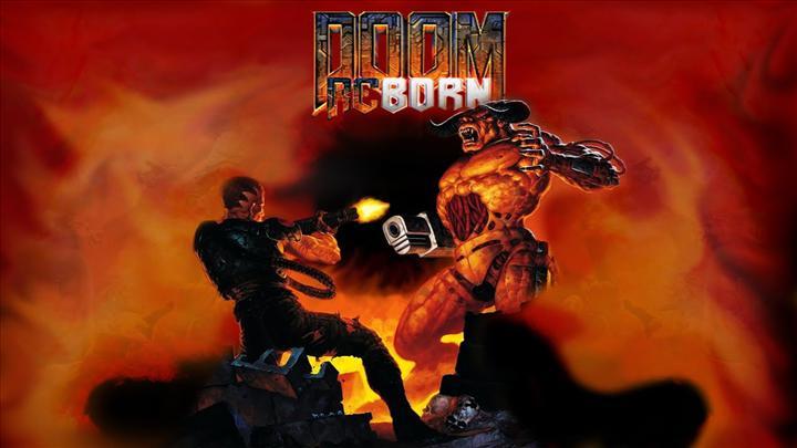 Doom Reborn, klasik Doom oyunlarını id Tech 4 motoruyla yorumluyor