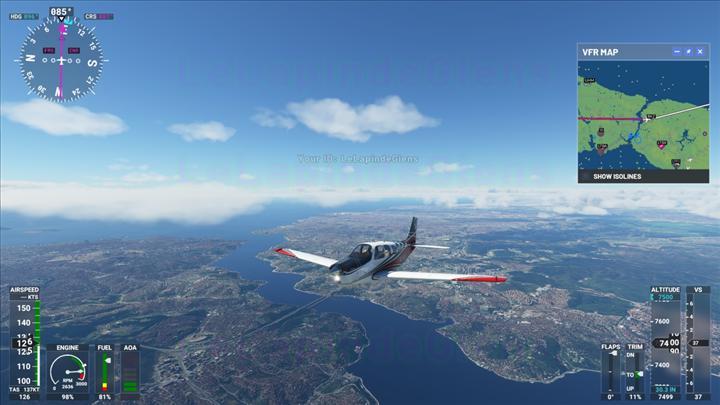 Microsoft Flight Simulator sistem gereksinimleri açıklandı
