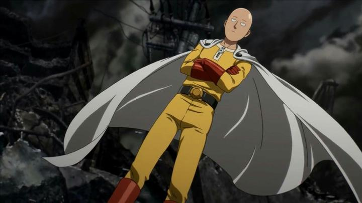 Popüler anime serisi 'One-Punch Man' film oluyor