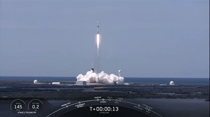SpaceX, uzaya 60 yeni Starlink uydusu gönderdi: Minimum kapsama alanı için yeterli sayıya ulaşıldı!