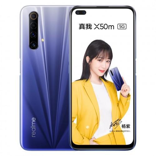 Realme X50m 5G tanıtıldı: Snapdragon 765G, 120Hz ekran