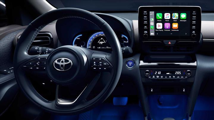 Toyota yeni crossover modelini resmen tanıttı: Yaris Cross