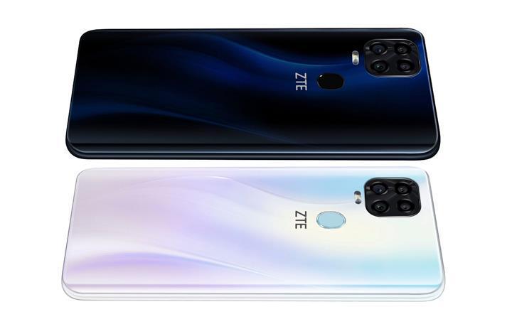 ZTE Blade V 2020'nin basın görselleri ve özellikleri ortaya çıktı