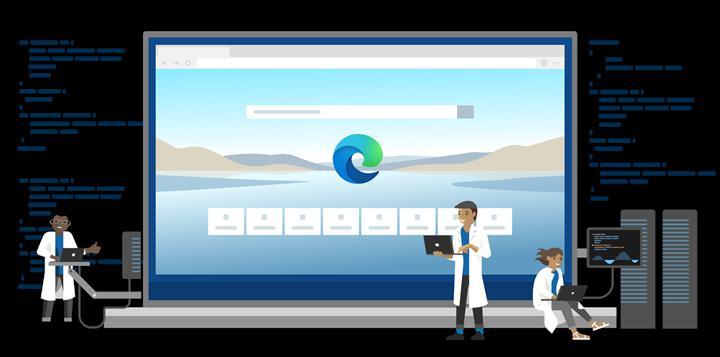 Microsoft, Chrome ile Outlook kullananlara 'Edge tarayıcısına geçin' uyarısı gösteriyor