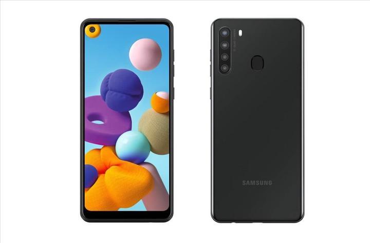Samsung Galaxy A21s'in teknik özellikleri ortaya çıktı