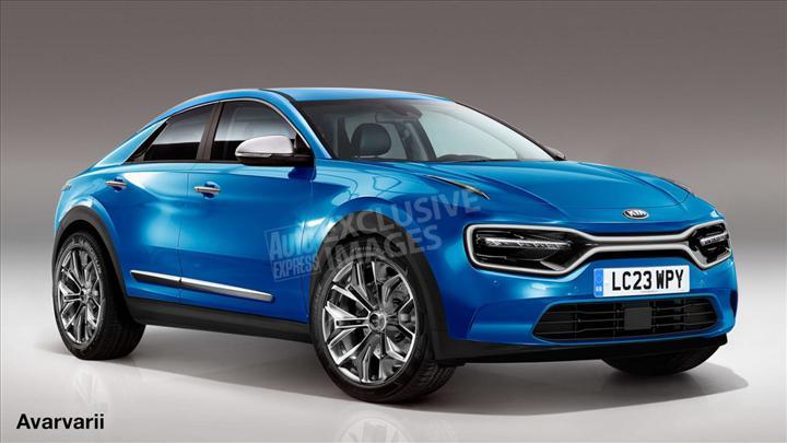 Kia'nın 2021'de tanıtacağı elektrikli crossover'dan yeni detaylar geldi