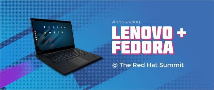 Lenovo ThinkPad dizüstüler Fedora yüklü olarak gelecek
