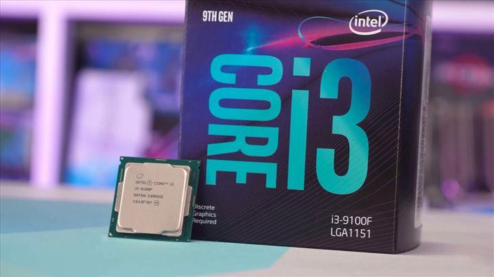 Intel'in 4/8 izlekli Core i3 işlemcisi Ryzen 3 3300X ile eşleşiyor