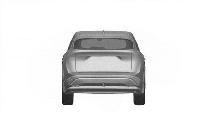 Elektrikli Nissan Ariya'nın patent görselleri sızdırıldı
