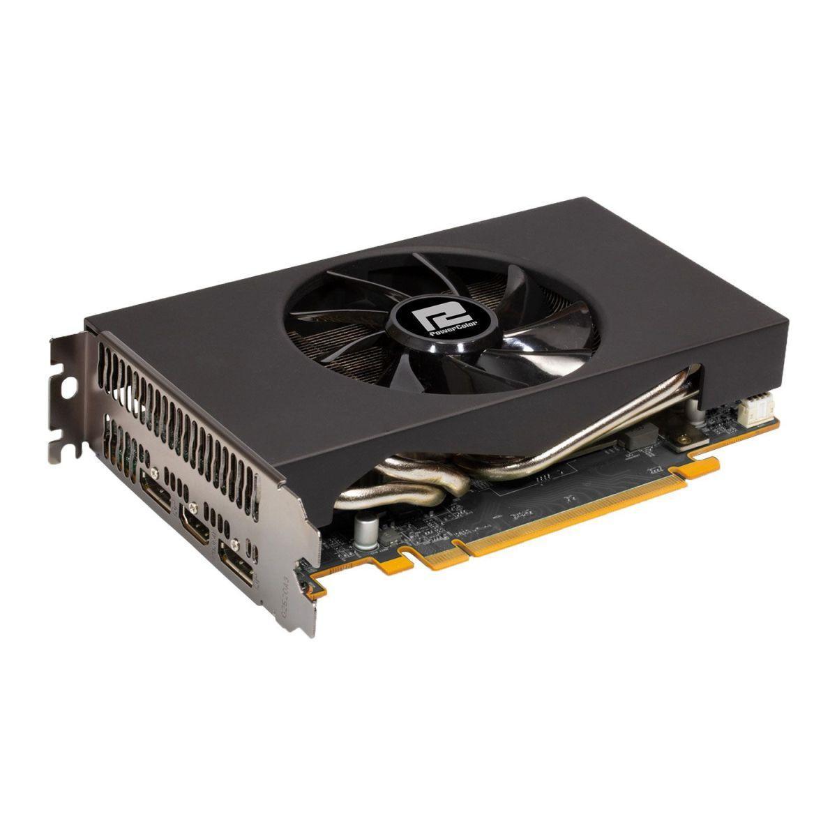 PowerColor RX 5600 XT ITX'i satışa sundu
